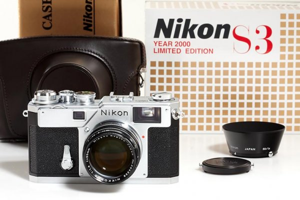 Nikon S3 2000 Limited Edition