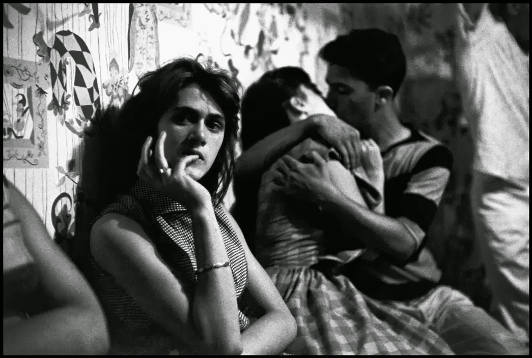 Brooklyn Gang  Bruce Davidson